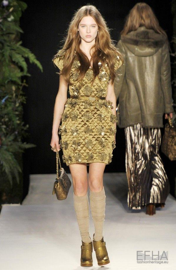 Mulberry , Autumn-Winter 2011, Womenswear